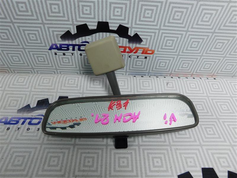 Зеркало салона Toyota Ipsum ACM21-0070563 2AZ-FE