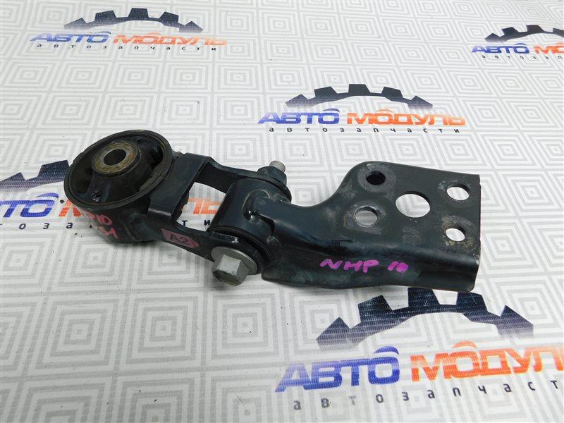 Подушка двигателя Toyota Aqua NHP10-6102815 1NZ-FXE 2012 задняя