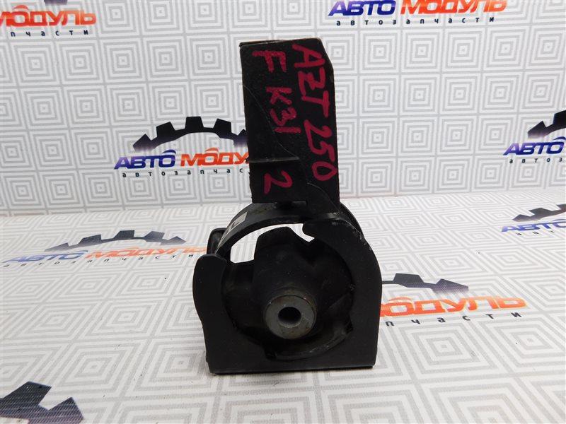 Подушка двигателя Toyota Avensis AZT250-0008342 1AZ-FSE 2003 передняя