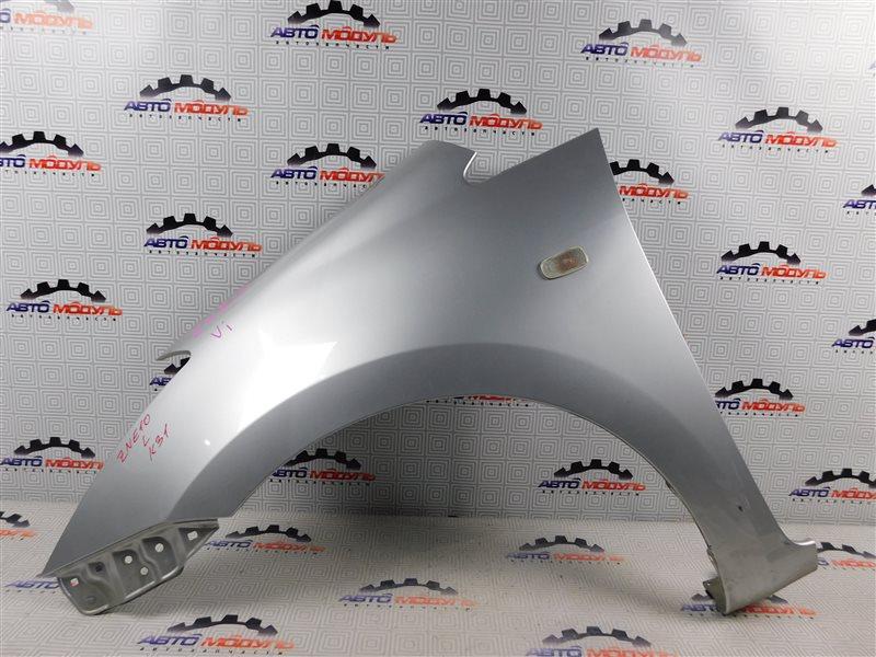 Крыло Toyota Wish ZNE10-0384836 1ZZ-FE 2007 переднее левое
