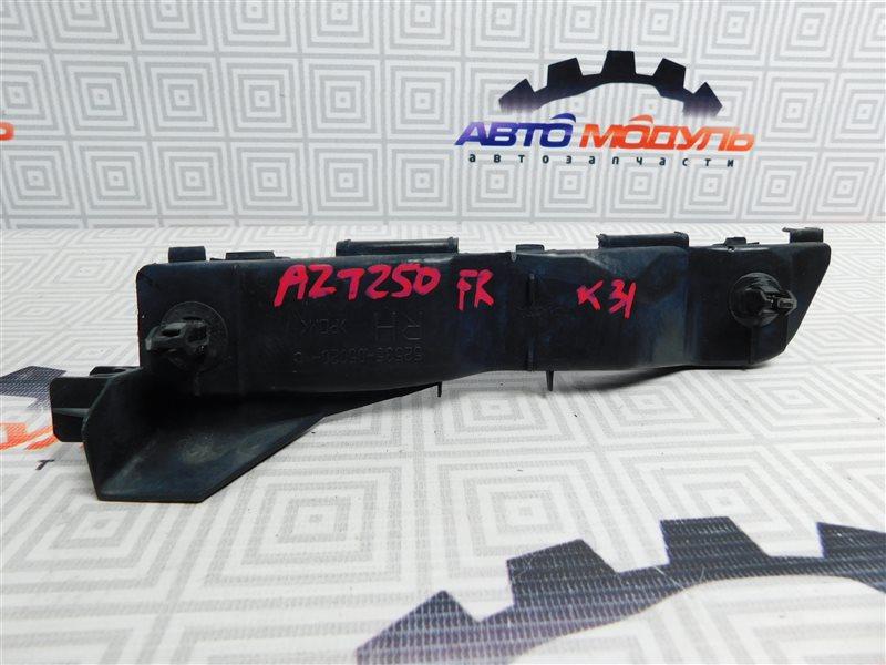 Крепление бампера Toyota Avensis AZT250-0005209 1AZ-FSE 2003 переднее правое