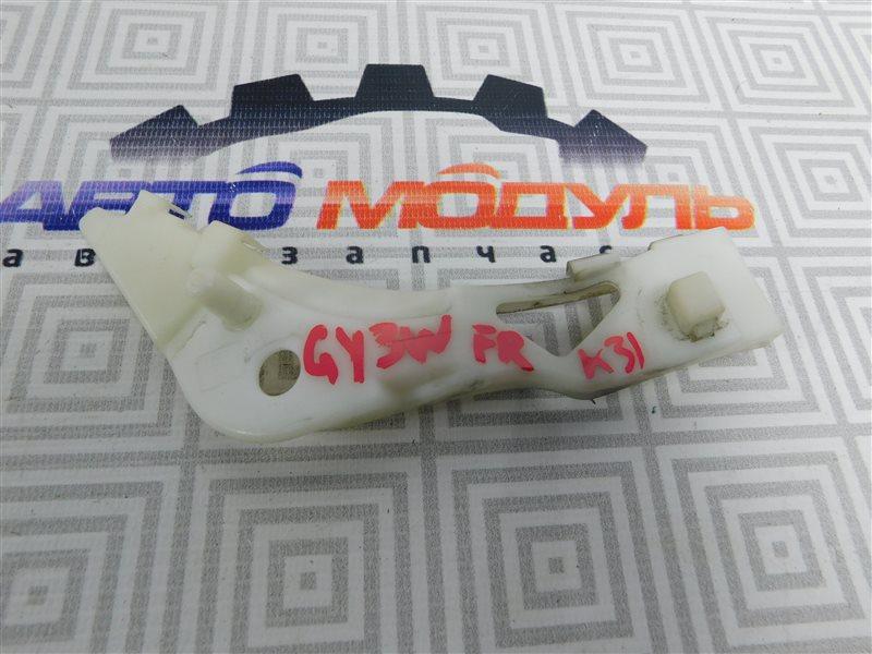 Крепление бампера Mazda Atenza GY3W-504025 L3 2006 переднее правое