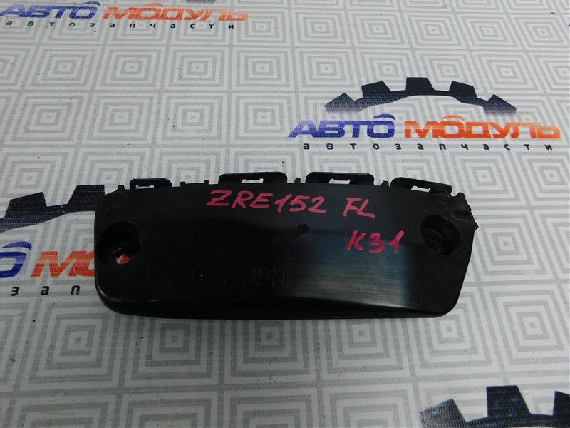 Крепление бампера Toyota Corolla Rumion ZRE152-1108791 2ZR-FE 2009 переднее левое
