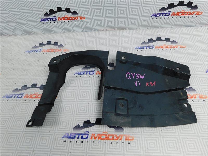 Защита двигателя Mazda Atenza GY3W-504025 L3 2006 правая