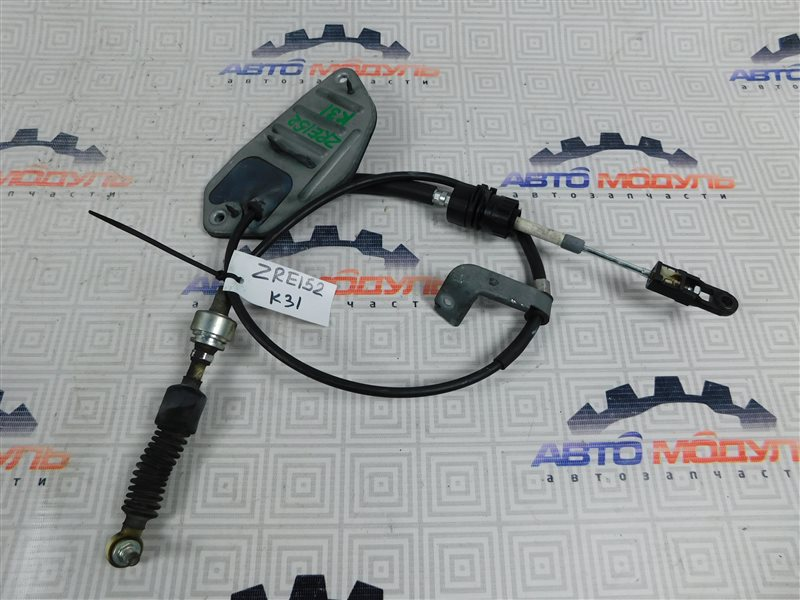 Трос переключения акпп Toyota Corolla Rumion ZRE152-1108791 2ZR-FE 2009