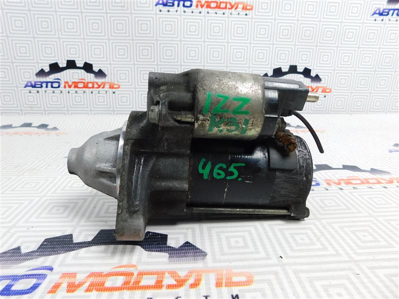 Стартер Toyota Wish ZNE10-0384836 1ZZ-FE 2007
