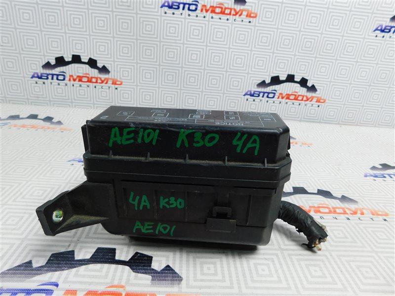 Блок предохранителей Toyota Corolla Ceres AE101-5295716 4A-FE 1996