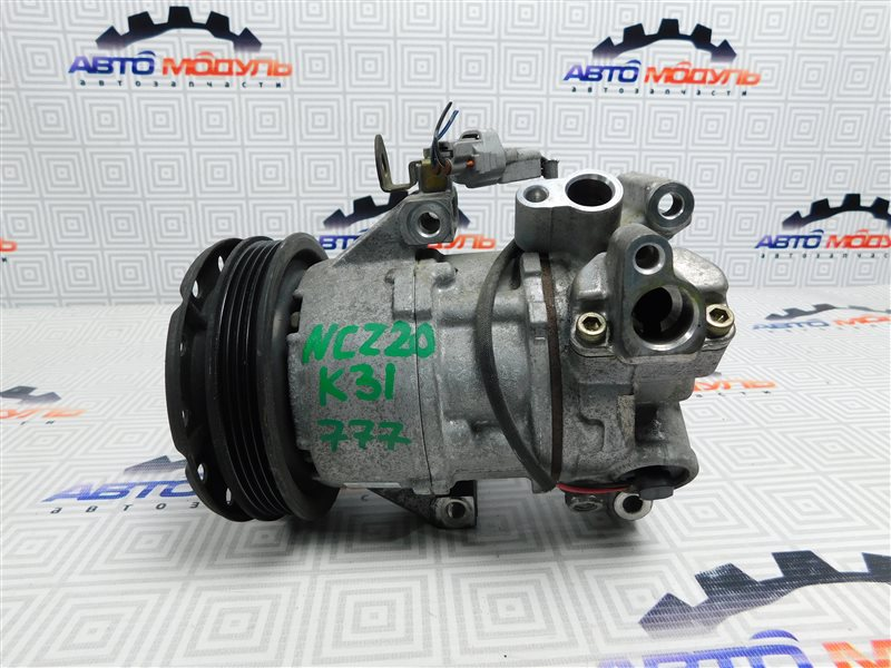 Компрессор кондиционера Toyota Raum NCZ20 1NZ