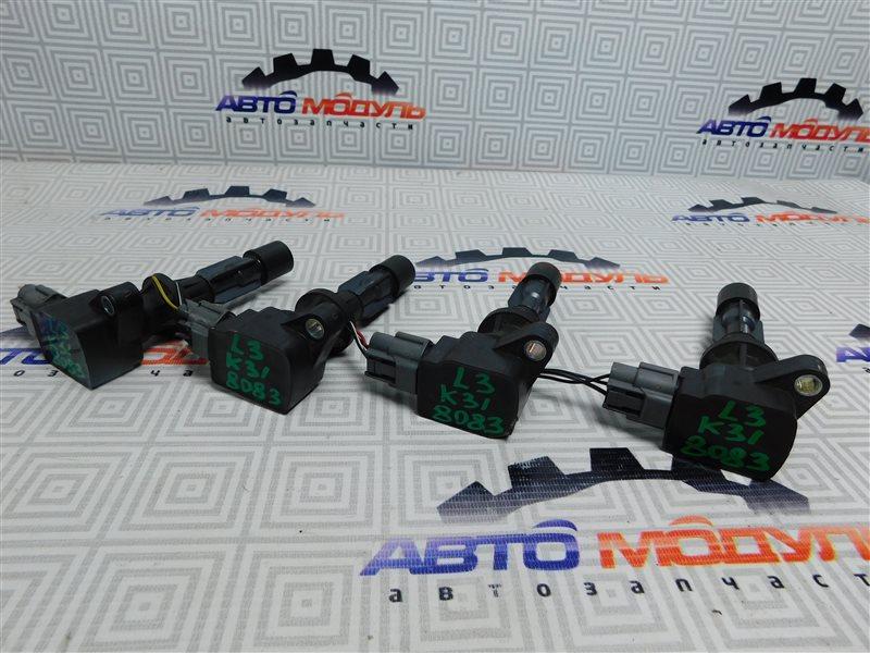 Катушка зажигания Mazda Atenza GY3W-504025 L3 2006