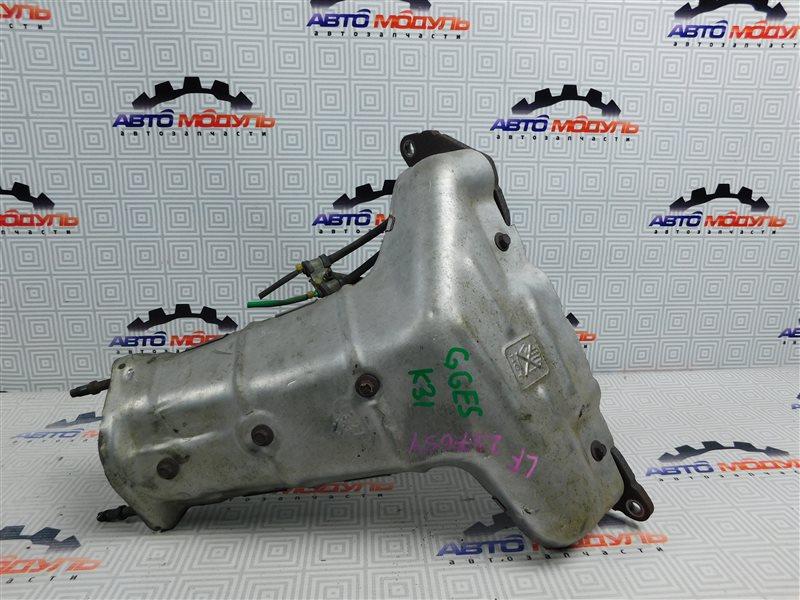 Коллектор выпускной Mazda Atenza GGES-101145 LF 2003