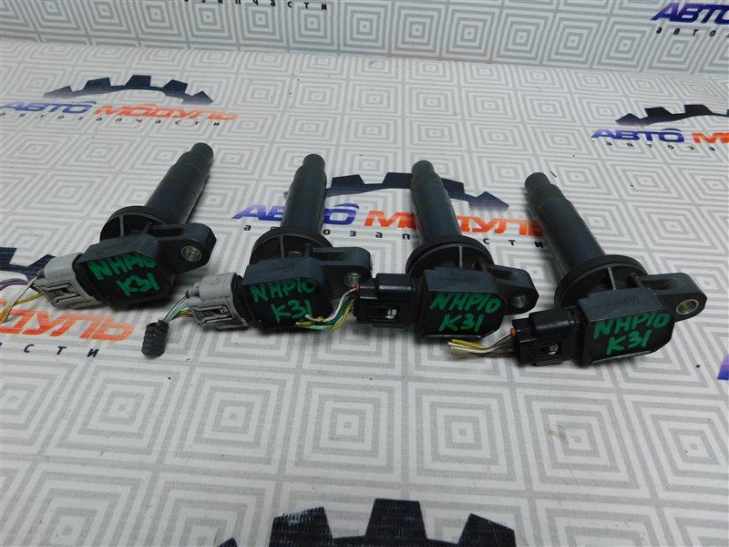 Катушка зажигания Toyota Aqua NHP10-6102815 1NZ-FXE 2012