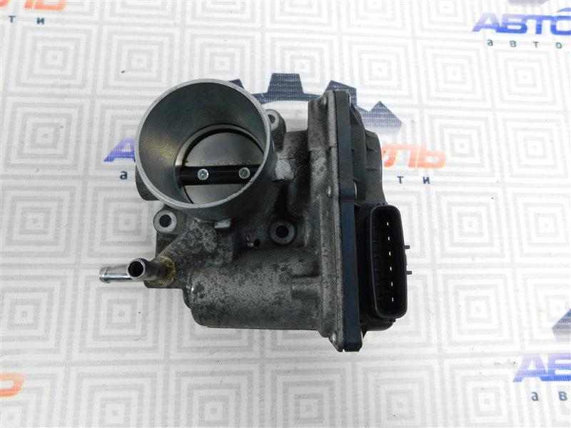 Дроссельная заслонка Toyota Aqua NHP10-6102815 1NZ-FXE 2012