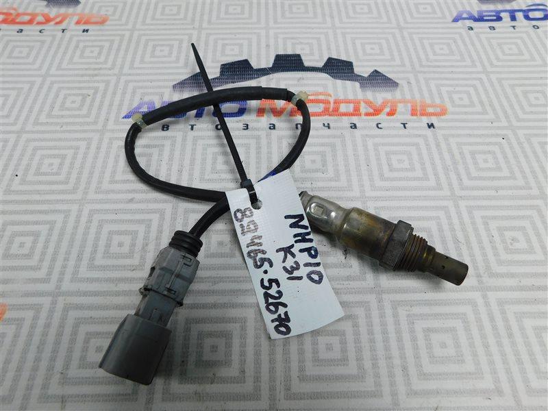 Датчик кислородный Toyota Aqua NHP10-6102815 1NZ-FXE 2012 нижний