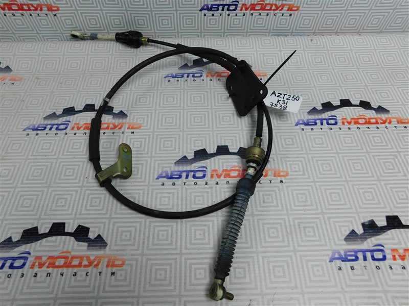 Трос переключения акпп Toyota Avensis AZT250-0008342 1AZ-FSE 2003