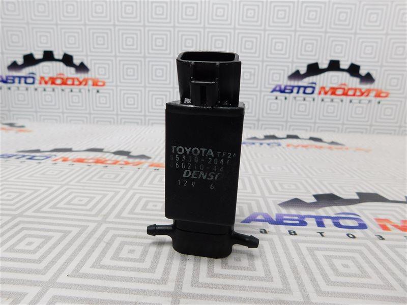 Мотор стеклоомывателя Toyota Allex NZE121
