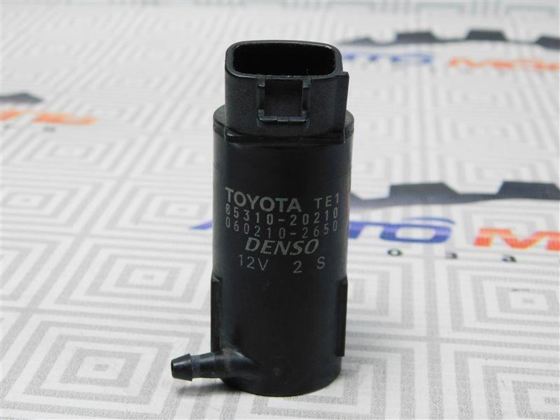 Мотор стеклоомывателя Toyota Corolla NZE121