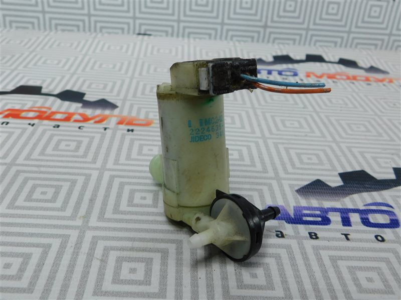 Мотор стеклоомывателя Nissan March K12