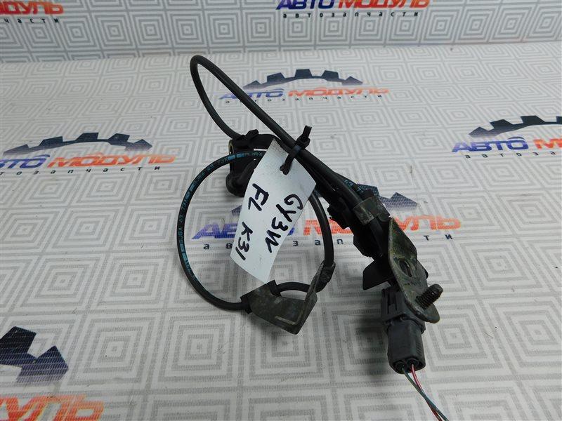 Датчик abs Mazda Atenza GY3W-504025 L3 2006 передний левый
