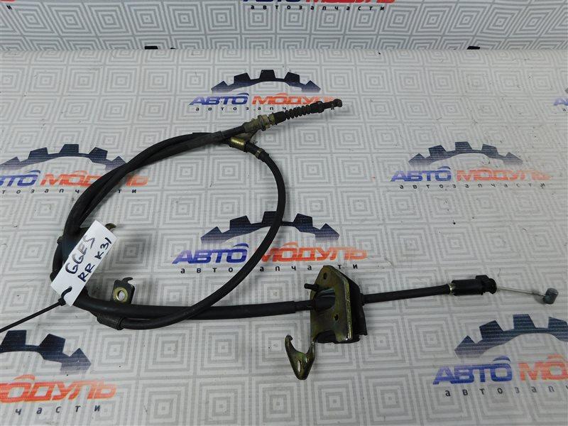 Тросик ручника Mazda Atenza GGES-101145 LF 2003 задний правый
