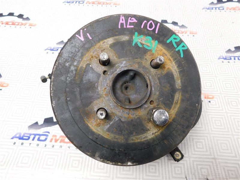 Барабан тормозной Toyota Corolla Ceres AE101-5295716 4A-FE 1996 задний