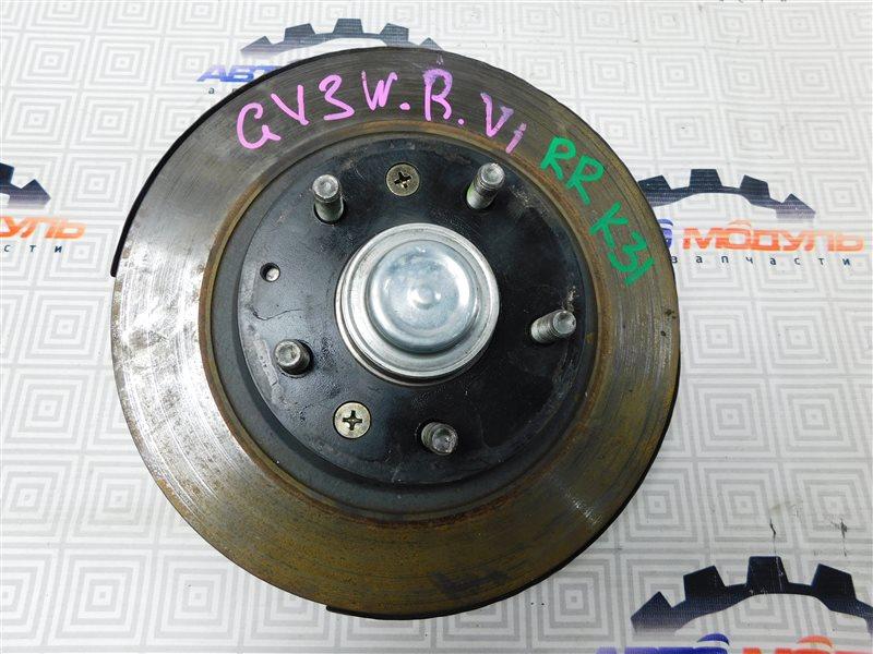 Ступица Mazda Atenza GY3W-504025 L3 2006 задняя правая