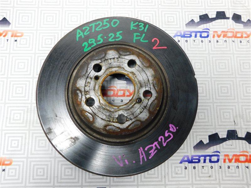 Диск тормозной Toyota Avensis AZT250-0005209 1AZ-FSE 2003 передний