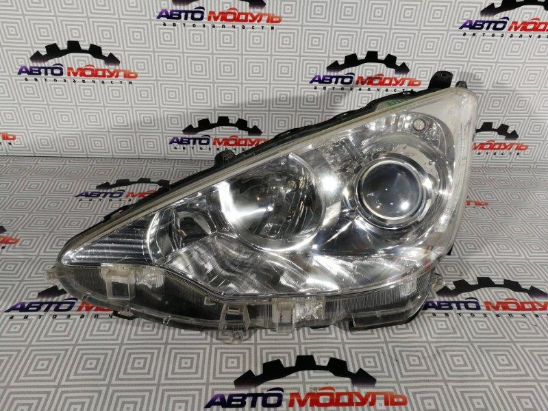 Фара Toyota Aqua NHP10-6102815 1NZ-FXE 2012 левая