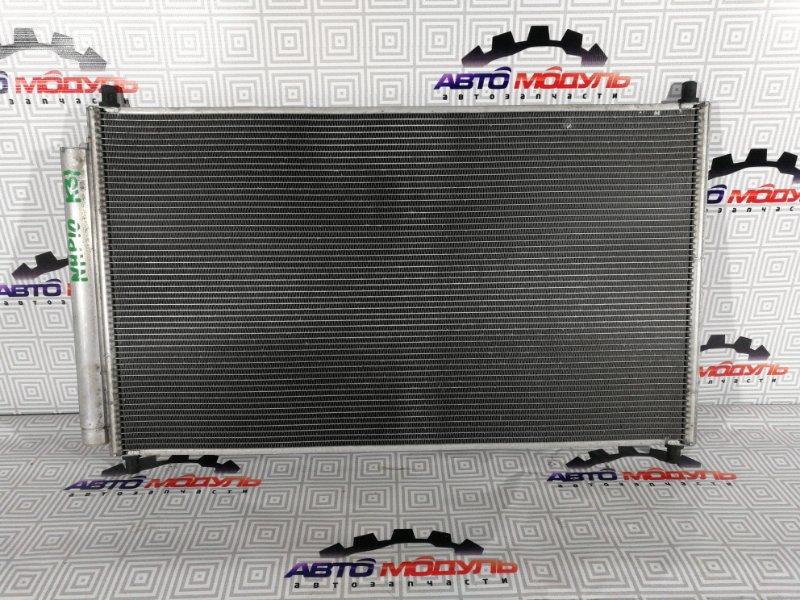 Радиатор кондиционера Toyota Aqua NHP10-6102815 1NZ-FXE 2012