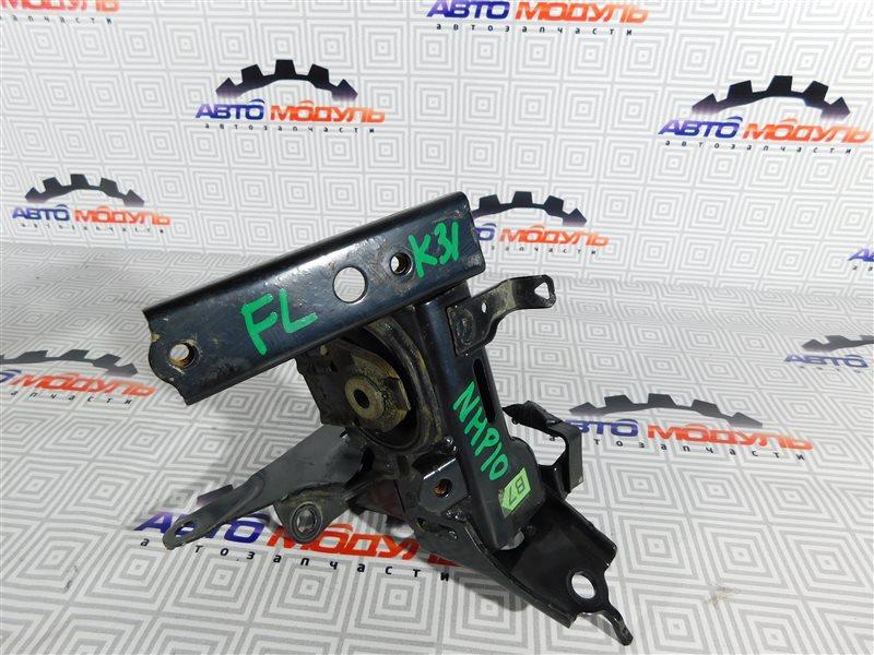 Подушка двигателя Toyota Aqua NHP10-6102815 1NZ-FXE 2012 левая