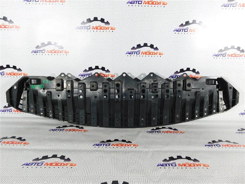 Защита бампера Toyota Aqua NHP10-6102815 1NZ-FXE 2012 передняя