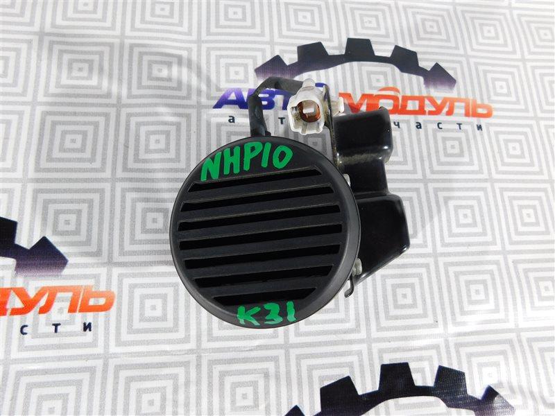 Сигнал звуковой Toyota Aqua NHP10-6102815 1NZ-FXE 2012