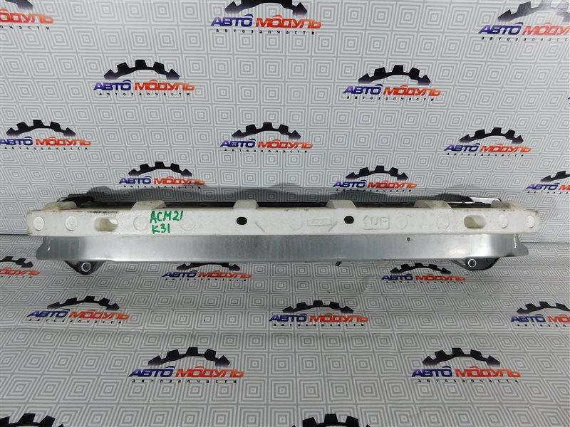 Усилитель бампера Toyota Ipsum ACM21-0070563 2AZ-FE передний