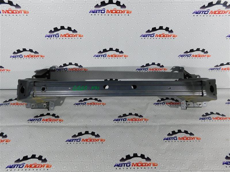 Усилитель бампера Mazda Atenza GGES-101145 LF 2003 передний