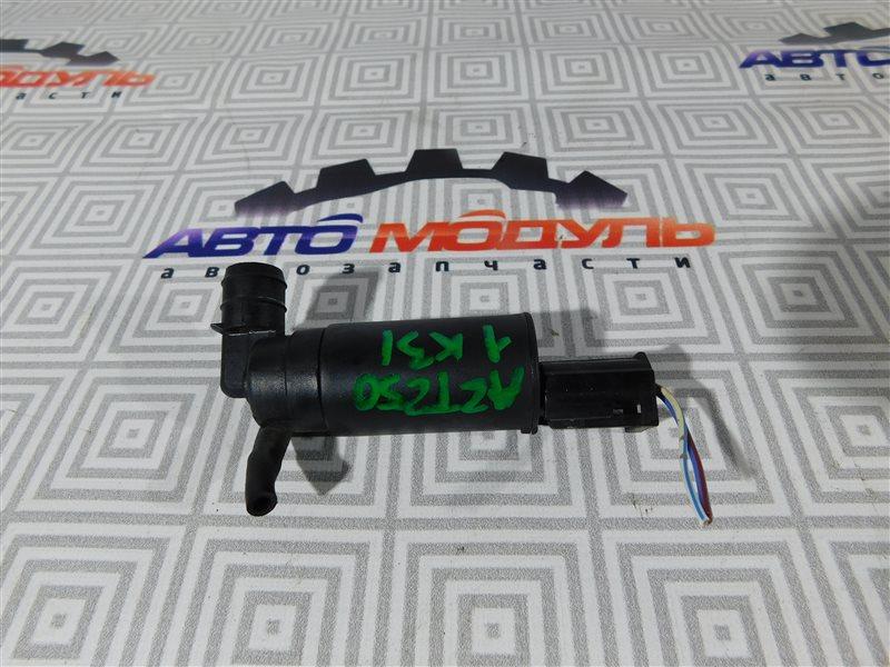 Мотор стеклоомывателя Toyota Avensis AZT250-0005209 1AZ-FSE 2003