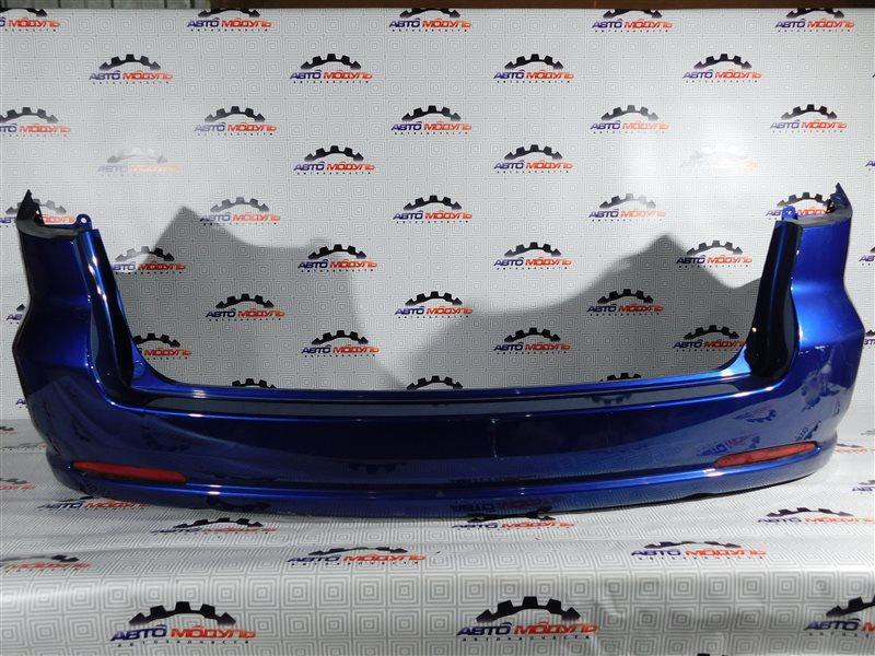 Бампер Mazda Atenza GY3W-504025 L3 2006 задний