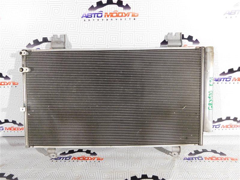 Радиатор кондиционера Toyota Mark X GRX120-0044217 4GR-FSE 2005