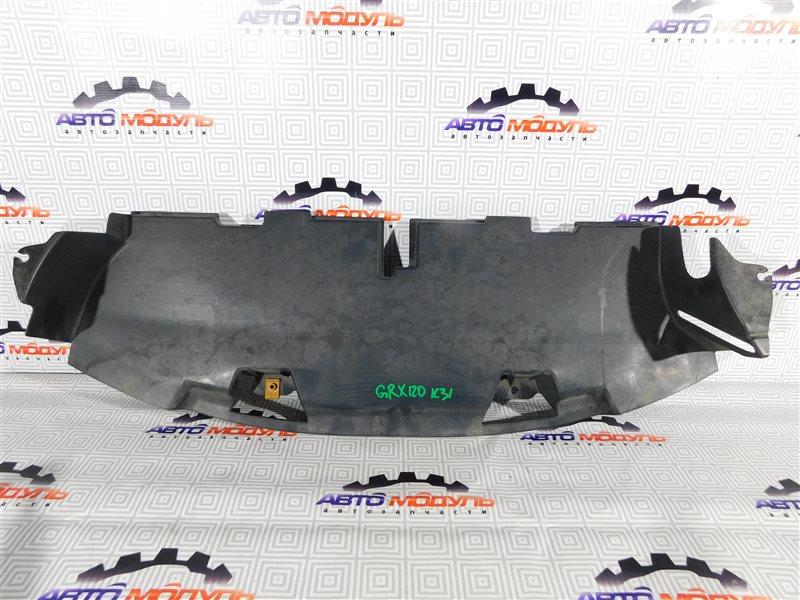Защита бампера Toyota Mark X GRX120-0044217 4GR-FSE 2005 передняя
