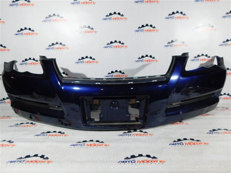 Бампер Toyota Mark X GRX120-0044217 4GR-FSE 2005 передний