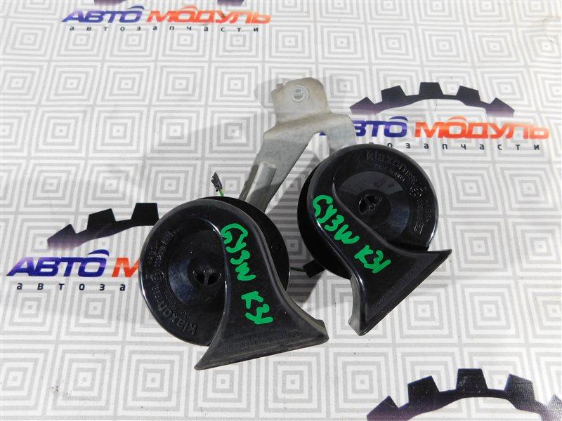 Сигнал звуковой Mazda Atenza GY3W-504025 L3 2006