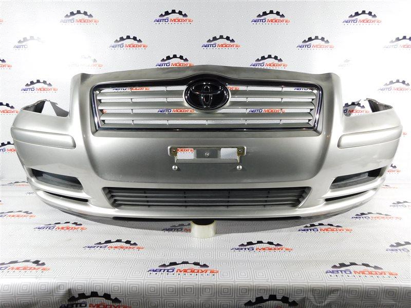 Бампер Toyota Avensis AZT250-0005209 1AZ-FSE 2003 передний