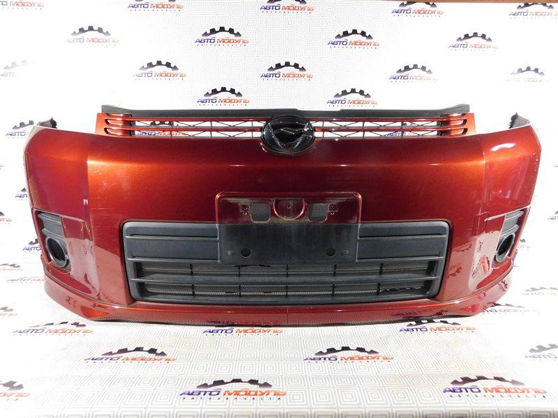 Бампер Toyota Corolla Rumion ZRE152-1108791 2ZR-FE 2009 передний