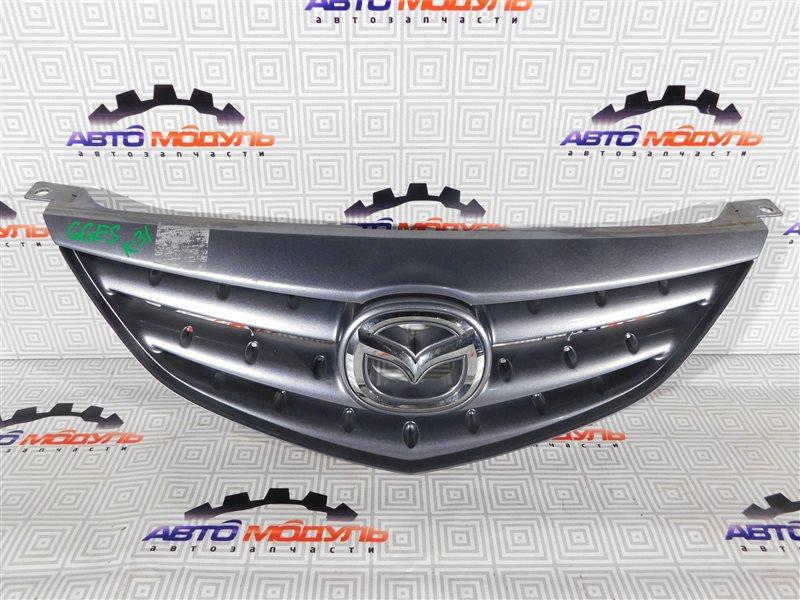 Решетка радиатора Mazda Atenza GGES-101145 LF 2003