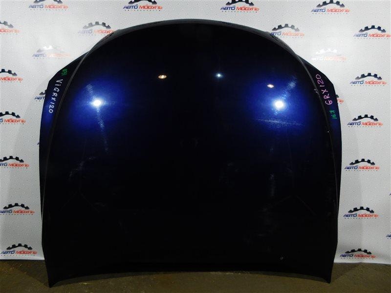 Капот Toyota Mark X GRX120-0044217 4GR-FSE 2005