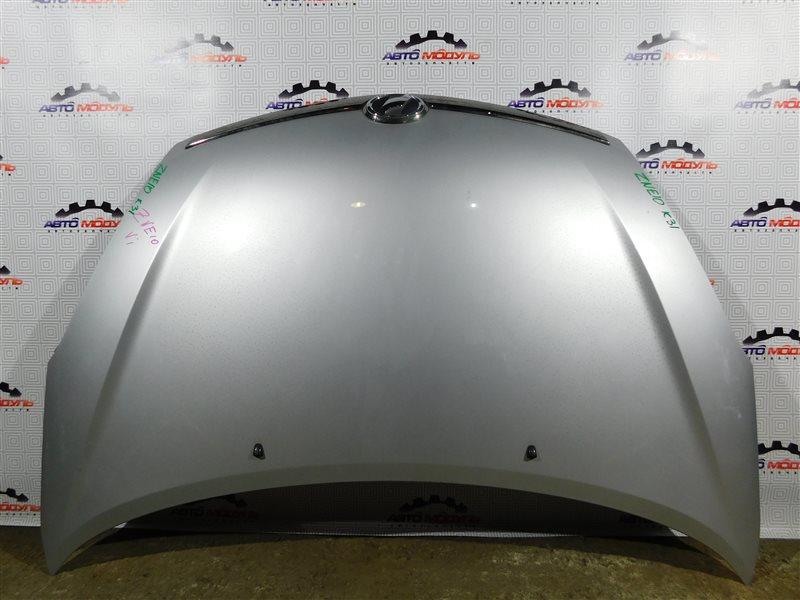Капот Toyota Wish ZNE10-0384836 1ZZ-FE 2007