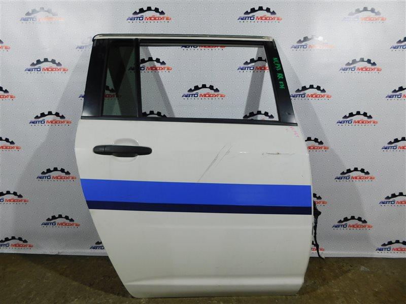 Дверь Toyota Probox NCP51 задняя правая