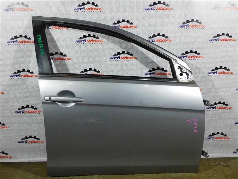 Дверь Mitsubishi Lancer X CY4A-0111586 4B11 2008 передняя правая