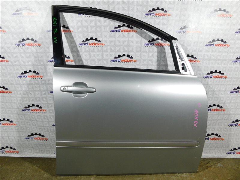 Дверь Toyota Ipsum ACM21-0070563 2AZ-FE передняя правая