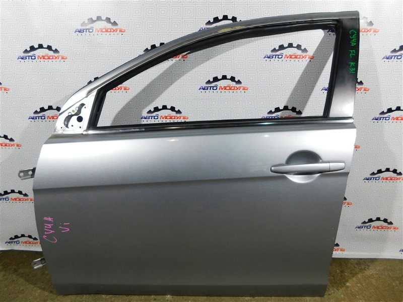 Дверь Mitsubishi Lancer X CY4A-0111586 4B11 2008 передняя левая