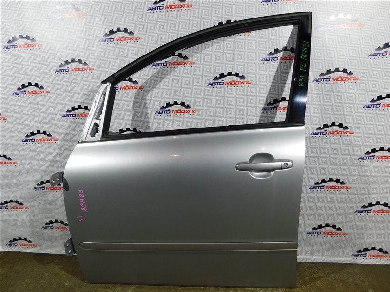Дверь Toyota Ipsum ACM21-0070563 2AZ-FE передняя левая