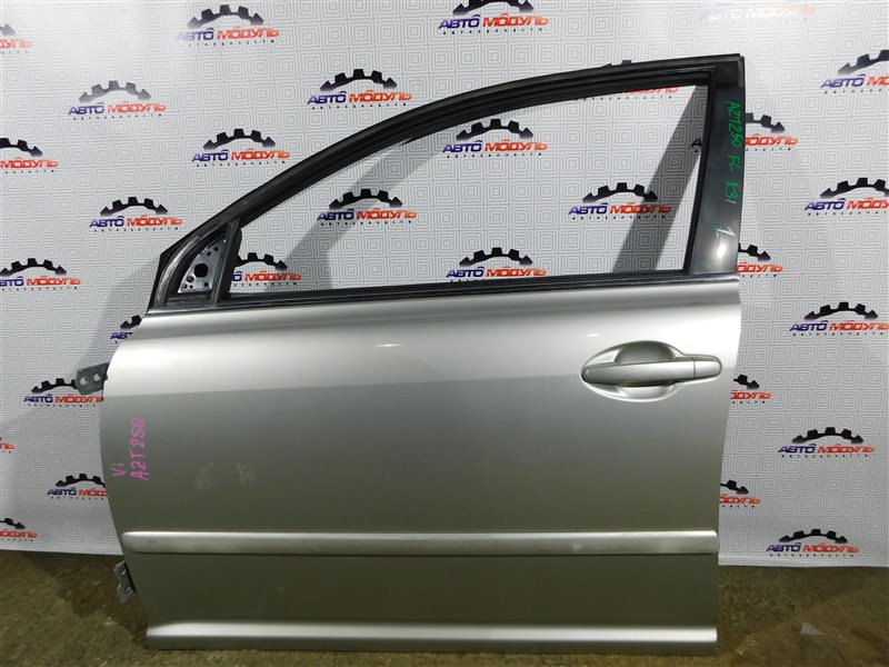 Дверь Toyota Avensis AZT250-0008342 1AZ-FSE 2003 передняя левая